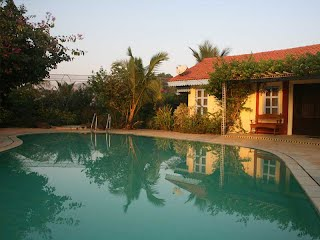 Swimming pool karjat farmhouse